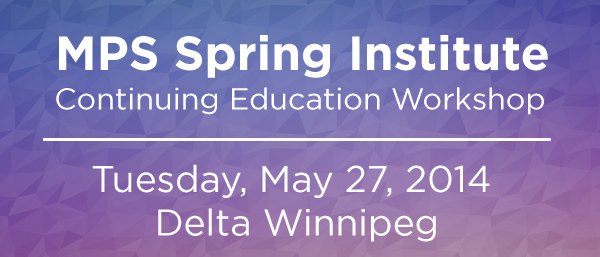 MPS Spring Institute (May 27 2014)