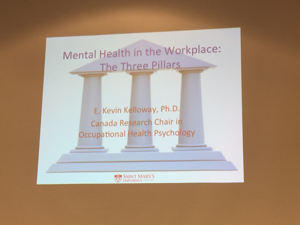 current issues in psychosocial health kelloway kevin